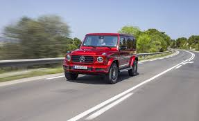 2019 Mercedes-Benz G-class Driven: Less Crazy, Still Outrageous ... G Wagon Stock Photos Images Alamy 2014 Mercedesbenz G63 Amg 6x6 First Drive Motor Trend Do You Want A Mercedes Gwagen Convertible Autoweek Hg P402 4x4 Truck In The Trails Youtube Truck Interior Bmw Cars Rm Sothebys 1926 Reo Model Speed Delivery Hershey Nine Of Most Impressive Offroad Trucks And Suvs Built Expensive Suv World The G650 New Mercedesmaybach 650 Landaulet 2016 Gclass News Specs Pictures Digital Trends 2019 G550 Mercedesamg Dream Rides Pinterest