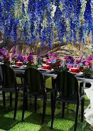 Garden Wedding Ideas Alice In Wonderland