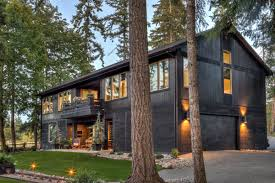 100 Rustic House TwoSuite Modern Plan 737002LVL Architectural