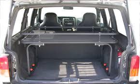 Jeep Cherokee Xj Floor Pans by Rear Cargo Area Security And Aftermarket Seats Cherokeexj