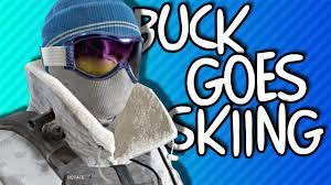 siege https buck goes skiing rainbow six siege