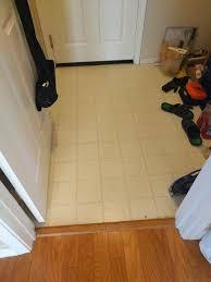 laying marble tile on top of linoleum flooring diy chatroom