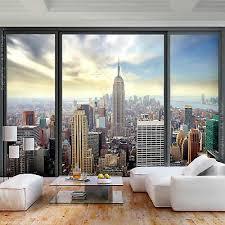 vlies fototapete new york tapete skyliner wandbilder