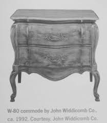 Chad Womack Originator Of The Companys Russian And British Indian Lines Became A Designer For John Widdicomb In 1986 Diane Granda Also Worked