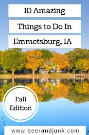 Pumpkin Patch Near Des Moines Iowa by Top 10 Things To Do In Emmetsburg Iowa This Fall Beer And Junk