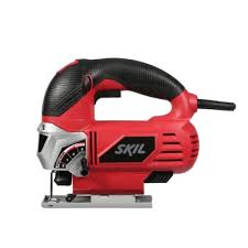 Skil Flooring Saw Canada by Skil 6 Amp Corded Electric Orbital Jig Saw With Built In Laser And