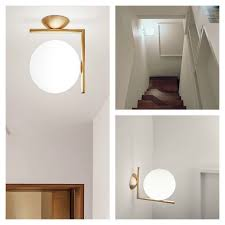 flos ic sconce home image ideas