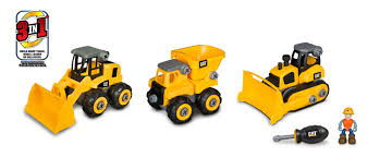 100 Cat Truck Toys Machine Maker Junior Operator MultiMachines