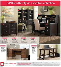 Sauder Shoal Creek Executive Desk by Office Depot Office Max Ad 8 27 17 9 2 17 The Weekly Ad