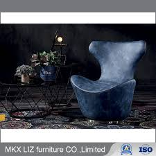 [Hot Item] European Classic Style Leather&Fabric Single Leisure Chair  Lounge Sofa (F30)