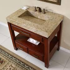 bathroom charming silkroad 55 inch single sink bathroom vanities