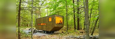 100 Weekend Homes Tiny House Startup Getaway To Launch Offgrid Tiny Homes In