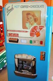Coffee Hot Chocolate Vending Machines