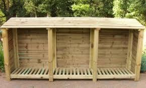 firewood storage shed design plans diy free download corner