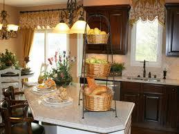 creative ideas for kitchen window curtains