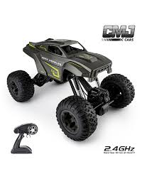 100 Monster Truck Remote Control 110 RC Giant Grey