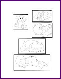 Coloring Page Cat Calico Awesome The Napping House On Of A Cartoon