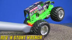 Monster Jam Rev 'N Stunt Wrench, New For 2018 With Grave Digger ... Hot Wheels Monster Jam Giant Grave Digger Truck Diecast Vehicles 10 Scariest Trucks Motor Trend Axial Rtr 110 Smt10 4wd Ax90055 115 Rc Llfunction Walmartcom For The Anderson Family Monster Trucks Are A Business Video Going For Ride In 25 Team Flag Toy At Top Ten Legendary That Left Huge Mark In Automotive Feature Jam Grave Digger Google Search Dallasc Pinterest Spotlight On Athlete Cole Venard