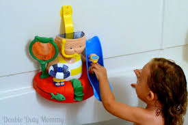 bathtime fun with caillou giveaway double duty mommy