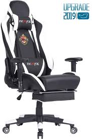 Ficmax Massage Gaming Chair Racing Style PC Gaming Chair Ergonomic Gamer  Chair For Adult With Footrest High Back PU Leather Computer Chair Plus Size  ... Umi By Amazon Gaming Chair Office Desk With Footrest Computer Chairs Ergonomic Conference Executive Manager Work Pu Leather High Back Merax Racing Recling For Gamers Pc Racer Large Home And Fabric Design Adjustable Armrests Musso Camouflage Esports Gamer Adults Video Game Size Highback Von Racer Big Tall 400lb Memory Foam Chairadjustable Tilt Angle 3d Arms X Rocker 5125401 21 Wireless Bluetooth Audi Pedestal Blackred Review Ultigamechair Dowinx Style Recliner Massage Lumbar Support Armchair Esports Elecwish Widen Thicken Seat Retractable Gtracing Speakers Music Audiopanted Heavy Duty Gt890m Respawn900 In White Rsp900wht Respawn200 Performance Mesh Or Rsp200blu