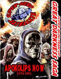 Super Blog Team Up Vol 3 The Great Darkness Saga