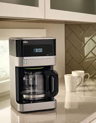 BRAUN BrewSense Drip Coffee Maker KF7150BK