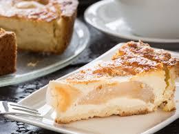 rezept birnenkuchen mit crème fraîche und pudding freundin de