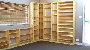 how to make wooden shelving units woodworking plan directories