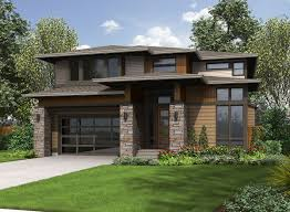 100 Prairie House Architecture Plan 23607JD Big And Bright Style Plan