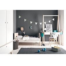 chambre de bébé design lit bébé design blanc vox spot un cocon pour bébé