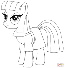 New My Little Pony Coloring Pages Pinkie Pie Free Book
