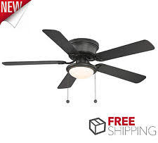 Flush Mount Ceiling Fans With Lights 44 by Ceiling Fan With Light Ebay