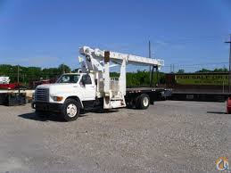 Sold 1997 Pioneer 1000 Series Crane For In Memphis Tennessee On ...