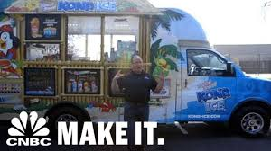 How Kona Ice Cracked The 'Creepy Ice Cream Truck' Problem | CNBC ... Creamy Dreamy Ice Cream Trucks Value And Pricing Rocky Point Big Bell Cream Truck Menus Creamery Pinterest Best Photos Of Truck Menu Prices Dans Waffles Dans Waffles Services Chriss Treats A Brief History The Mental Floss Ice In Copley Square Boston Kelsey Lynn I Scream You We All For Carts At Weddings The Mister Softee So Cool Bus Parties Allentown Lehigh Valley