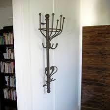 Wrought Iron Coat Hooks Wall Mounted Decorative Rack Amazing