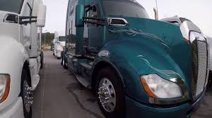 For Sale 2016 Kenworth T-680 Owner Operator Spec, NICE! 👍 - YouTube
