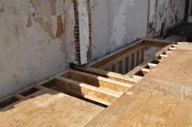 3 4 Inch Plywood Subfloor