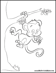 Coloring Pages Animals Plants