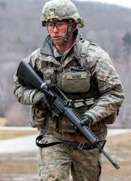 Batavia resident Christian Hager is New York Army National Guard