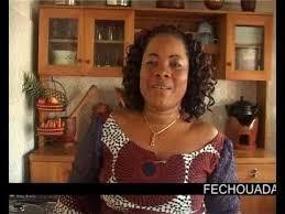 recette de cuisine beninoise cuisine du bénin purée de haricot féchouada