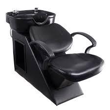 backwash barber shoo chair bowl sink unit station salon spa