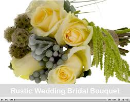 New How To Video Rustic Wedding Bridal Bouquet