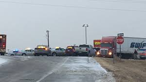 100 Walcott Ia Truck Stop UPDATE Officers Exchange Gunfire With Suspect During Standoff At