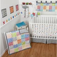 Bedding Sets Babies R Us by Sumersault Doodles Bright 10 Piece Crib Bedding Set Babiesrus