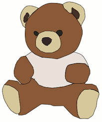 Teddy Bear Animated Clipart 1