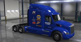 NASCAR Chase Elliott 2016 NAPA Hauler With Extra Logos For ATS - ATS ...