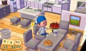 kitchen idea for animal crossing new leaf acnl animal