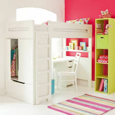 hauteur bureau enfant charmant chambre d enfant fille 10 lit en hauteur avec bureau
