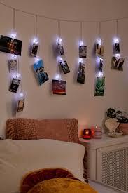 mit lichterketten dekorieren charmante diy ideen
