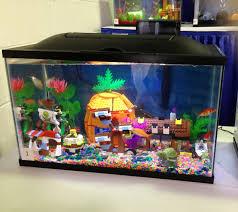 Spongebob Fish Tank Ornaments Uk by Fish Tank Decorations Backgrounds Fish Tank Decoration Ideas In